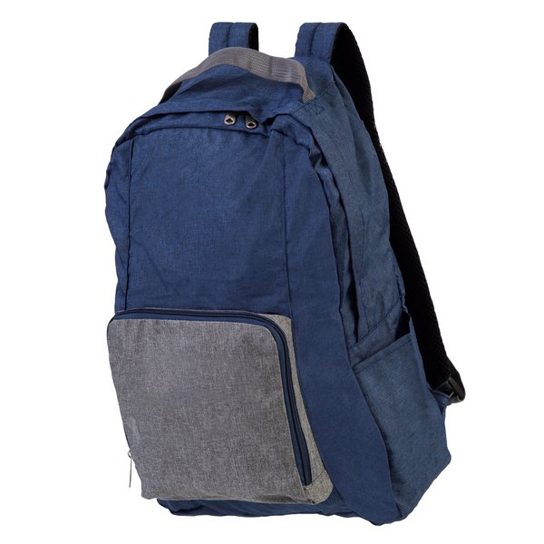 Troy backpack, grey photo